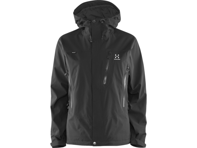 Haglöfs Astral III Jacket Dam true black